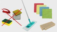 Как мыть натяжные потолки в домашних условиях без разводов