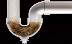 Как прочистить засор в раковине на кухне в домашних условиях