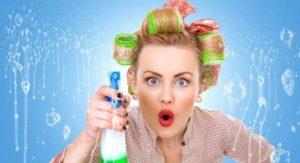 Как мыть окна без разводов быстро