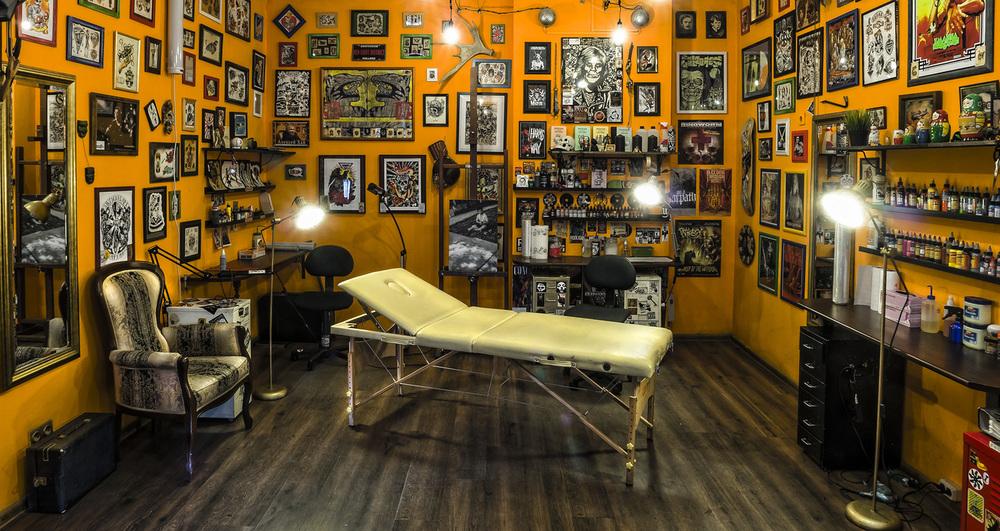Как подготовится к первой татуировке